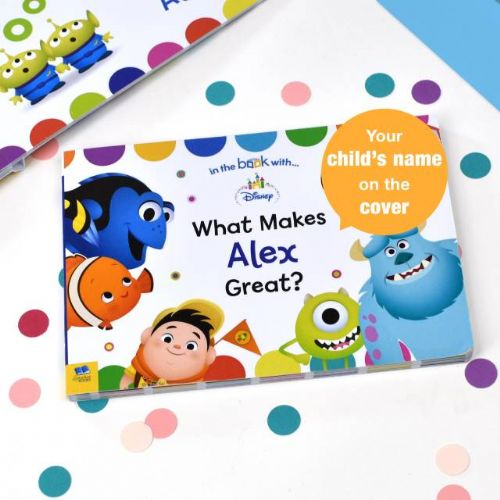 What Makes me Great Disney Pixar Board Book